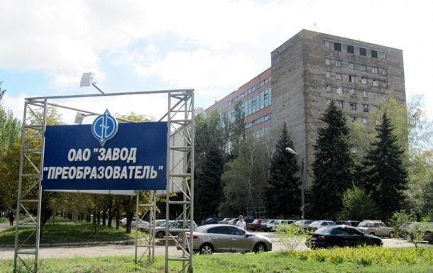 У Запоріжжі обшукують завод електроніки