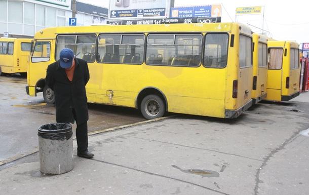 КГГА: В столице почти половина маршруток работают незаконно