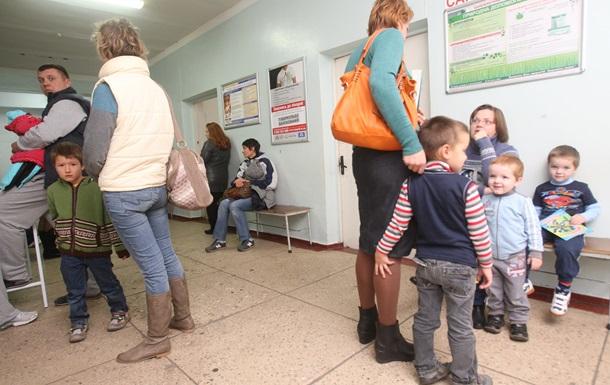 В Ровенской области закрыли на карантин детсады из-за гриппа