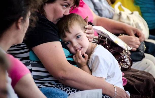 ООН: Україна на дев ятому місці в світі щодо біженців