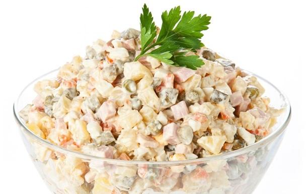 Поиск салат оливье