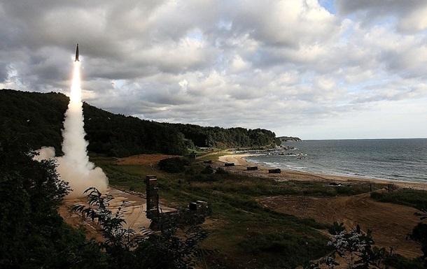 ЗМІ: КНДР провела новий запуск балістичної ракети