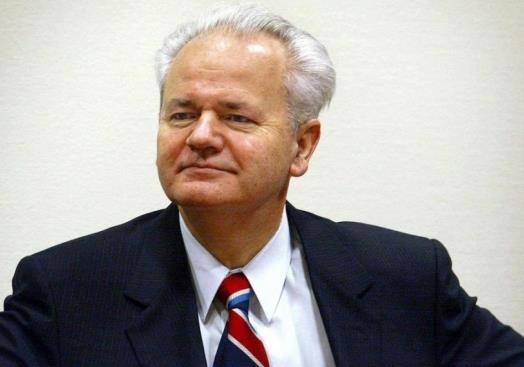 Последнее обращение Слободана Милошевича к славянам..