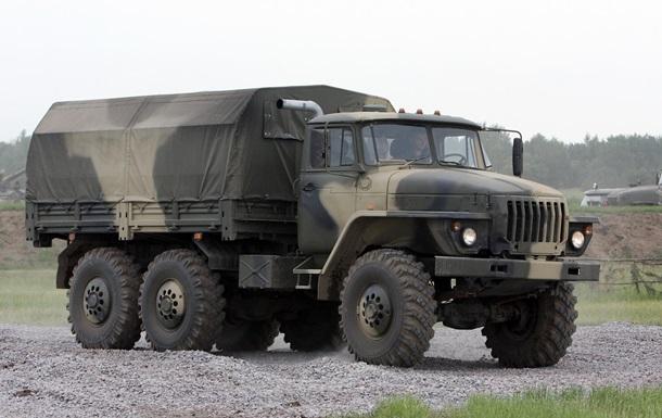 В России попал в аварию военный грузовик: семь пострадавших