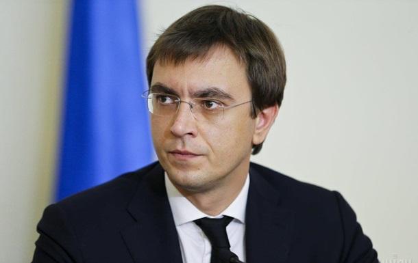 Омелян озвучив втрати України через будівництво Керченського мосту