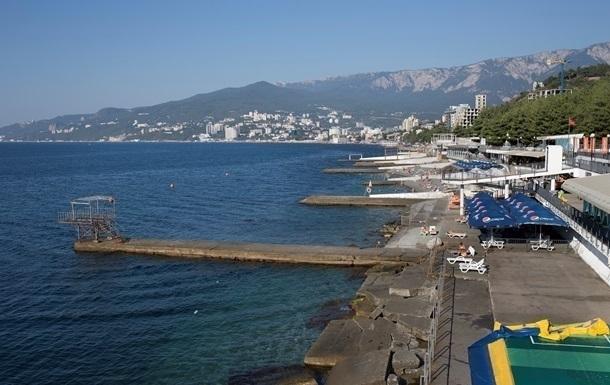 Крым ввел курортный сбор с туристов