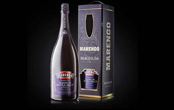 Новый лидер на рынке шампанских вин Украины Marengo