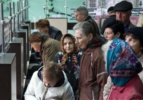 Возвращение пенсий жителям Донбасса: пока неясно, как это делать