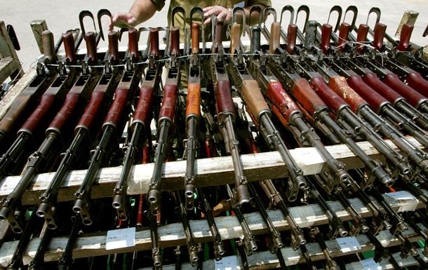 Україна отримає від Литви зброї на 2 млн євро