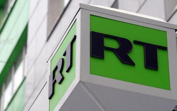 Журналістів RT позбавили акредитації при Конгресі США