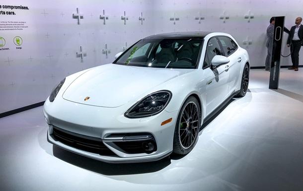 Porsche показала найпотужніший універсал