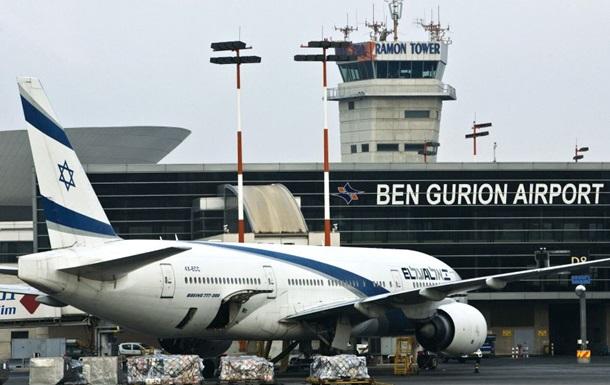 Найбільший аеропорт Ізраїлю оголосив страйк