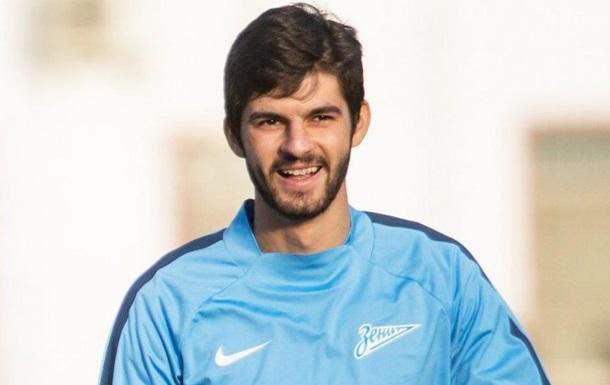 В Санкт-Петербурге избили футболиста Зенита