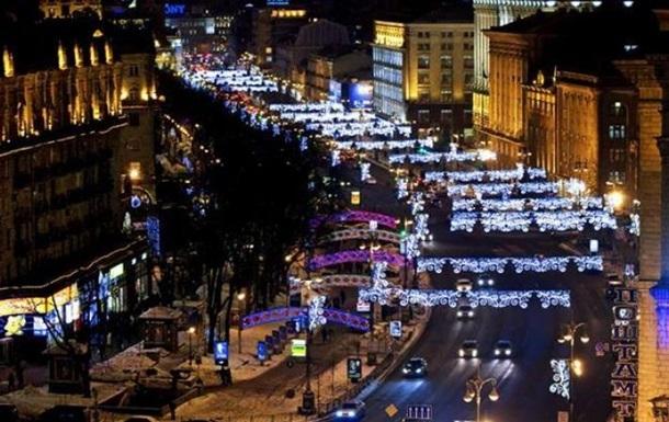 Обмежено рух транспорту вцентрі Києва