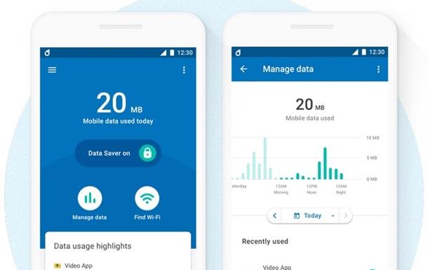 Новое приложение Google сэкономит трафик на смартфоне