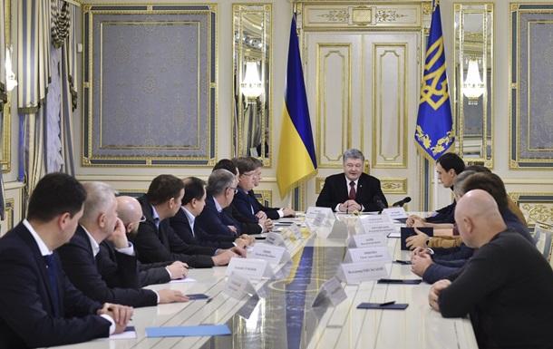 Порошенко подписал закон о налоговых льготах для украинского кино
