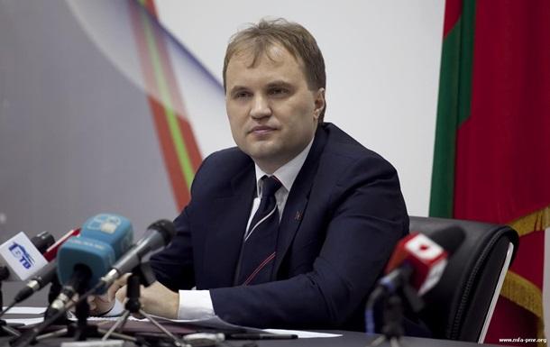 Экс-главу Приднестровья объявили в розыск