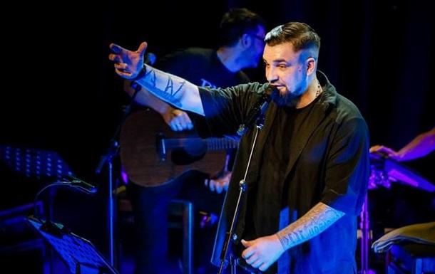 В Киеве отменили концерт рэпера Басты