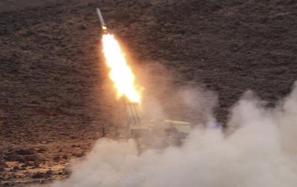 Ер-Ріяд перехопив ракету, випущену з Ємену