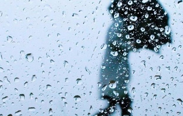 Украинцев ждут дождливые выходные