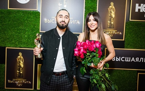 Украинские артисты снова получили награды в РФ