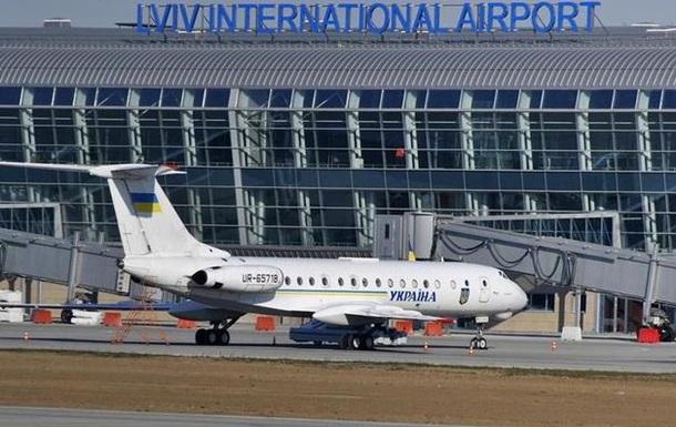 Львовский аэропорт впервые за 26 лет обслужил миллион пассажиров