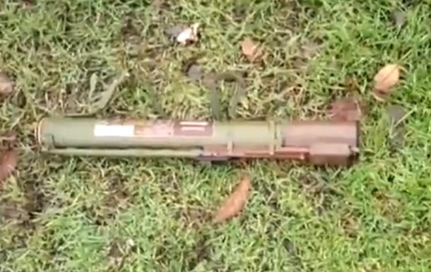 На адмінкордоні з Кримом затримали п яного з гранатометом