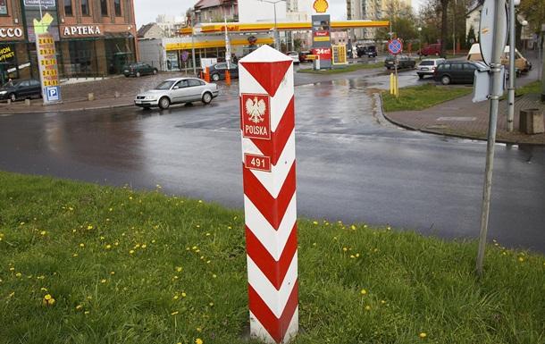 Украинцы стали чаще ездить в Польшу