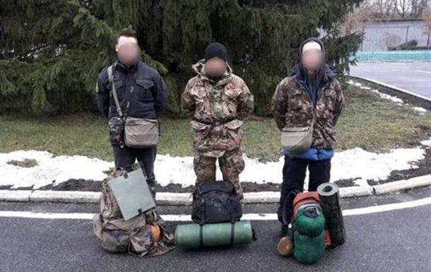 У Чорнобильській зоні затримали чергових сталкерів