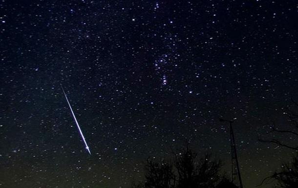 В декабре земляне увидят мощный звездопад