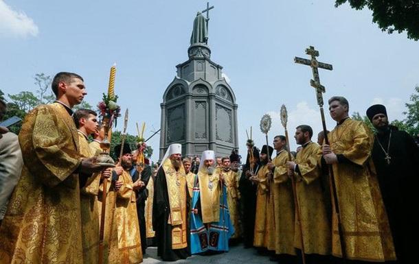 О независимости Украинской Православной Церкви