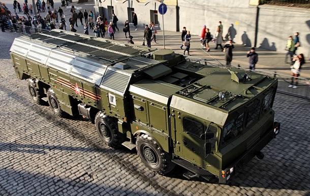 ЗМІ: Росія розгорне під Калінінградом Іскандери
