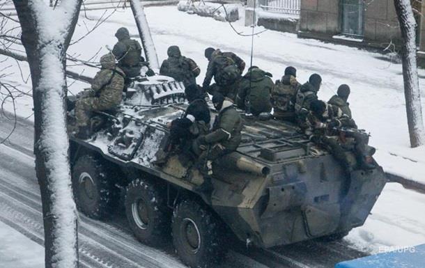 Штаб АТО: Сепаратисты 30 раз открывали огонь