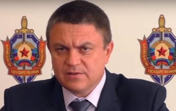 Главарь ЛНР признался всотрудничестве сФСБ иКремлем
