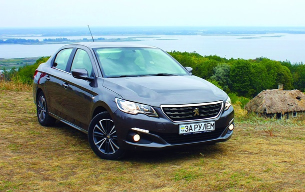 Богатство - народу! Тест-драйв Peugeot 301