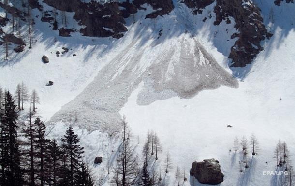 В Альпах зійшла лавина: загинули три людини