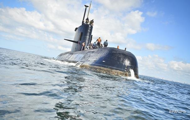 У зоні пошуків аргентинського підводного човна виявлений невпізнаний об єкт