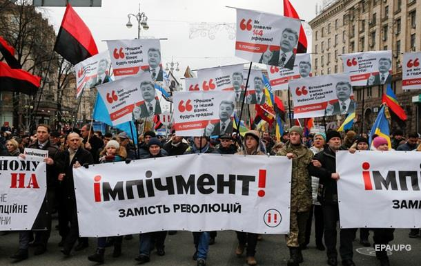 Підсумки 03.12: Марш за імпічмент і блокада NewsOne