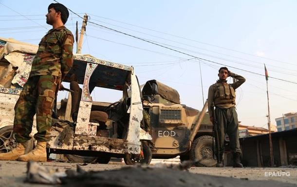 В Афганистане возле стадиона взорвался смертник