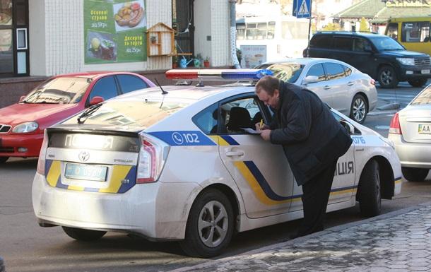 У Київській області за вихідні спіймали майже 30 п яних водіїв