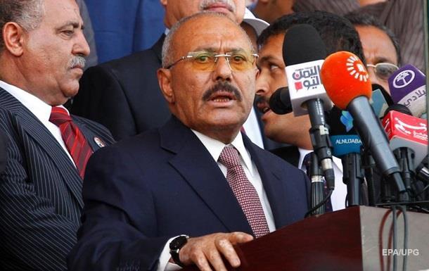 Хуситы заявили об убийстве экс-президента Йемена