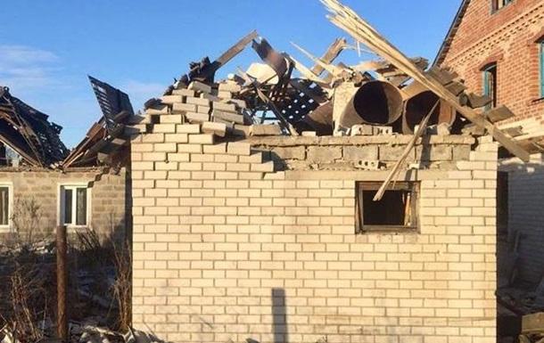 С начала АТО повреждены более 40 тысяч домов – СМИ