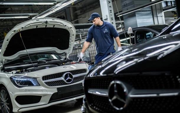 Компания Укроборонпрома стала поставщиком Mercedes