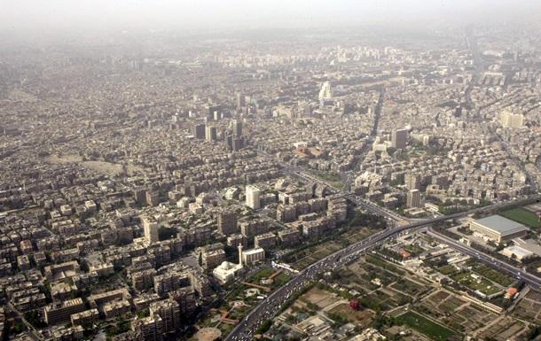 ЗМІ: У Сирії відбили ракетну атаку Ізраїлю