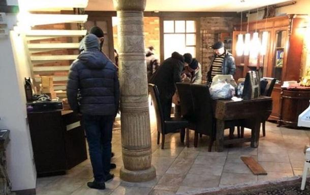 УСБУ пояснили затримання Саакашвілі
