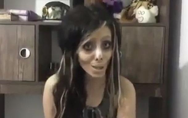 Иранская Джоли  объяснила свою пугающую внешность