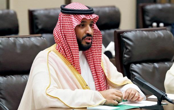 Людиною року за версією The Time став принц Саудівської Аравії