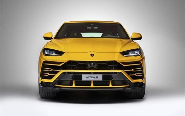 Lamborghini Urus: фото и видео