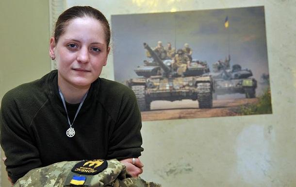 Россиянку из батальона Айдар хотят выслать из Украины - соцсети