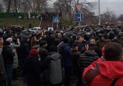 Задержание Саакашвили: четыре сценария